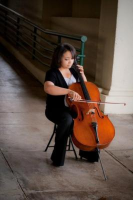 Ryan Ashley Nobles | Reston, VA | Cello | Photo #1