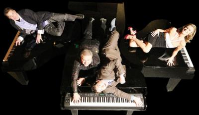 4 GRANDS / 8 HANDS DUELING PIANOS | Denver, CO | Pop Dueling Pianos | Photo #3