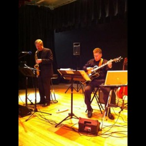 Kew Gardens Jazz Duo | Gomez and Sadlon