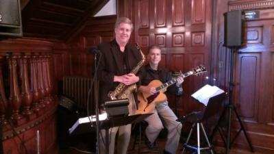 Gomez&Sadlon | Oxford, CT | Jazz Band | Photo #12