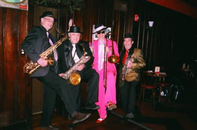 Jive Jump & Wail | Philadelphia, PA | Swing Band | Photo #23