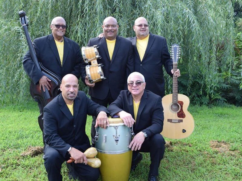 Grupo Warachando - Latin Band - Newark, NJ