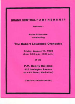 The Robert Lawrence Orchestra & Quartet | New York, NY | Big Band | Photo #19