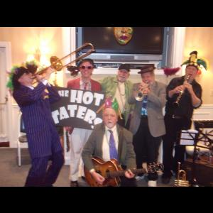 Waterman Dixieland Band | Hot Taters