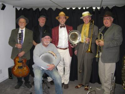 Hot Taters | Princeton, NJ | Dixieland Band | Photo #11