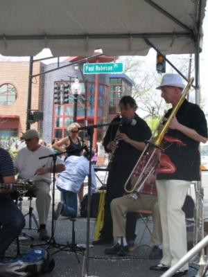 Hot Taters | Princeton, NJ | Dixieland Band | Photo #7