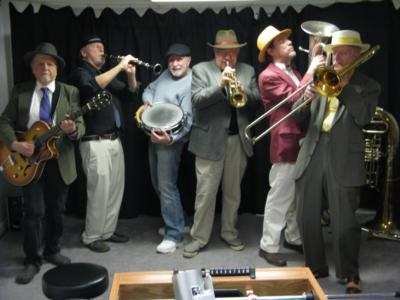 Hot Taters | Princeton, NJ | Dixieland Band | Photo #17