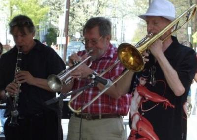Hot Taters | Princeton, NJ | Dixieland Band | Photo #18