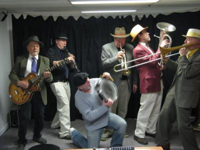 Hot Taters | Princeton, NJ | Dixieland Band | Photo #4