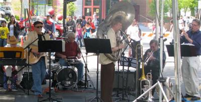 Hot Taters | Princeton, NJ | Dixieland Band | Photo #2