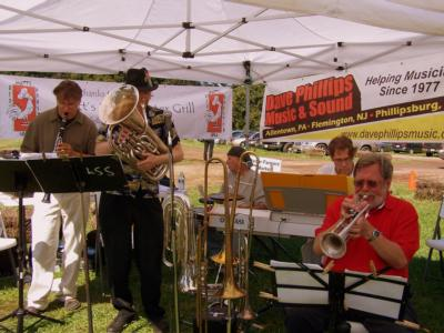 Hot Taters | Princeton, NJ | Dixieland Band | Photo #9