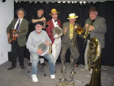 Hot Taters | Princeton, NJ | Dixieland Band | Photo #15