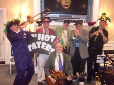Hot Taters | Princeton, NJ | Dixieland Band | Photo #3