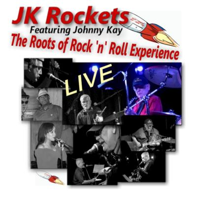 JK Rockets featuring Johnny Kay | Wilmington, DE | Rock Band | Photo #2
