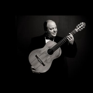 Cedar Bluff Acoustic Guitarist | Paul Bowman, Classical Guitarist
