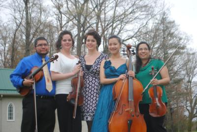 SilvaLee Duo | Charlotte, NC | String Quartet | Photo #8