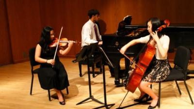 SilvaLee Duo | Charlotte, NC | String Quartet | Photo #2