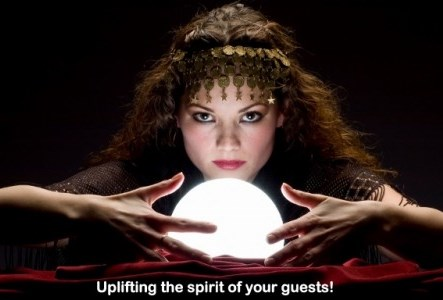Add a Psychic to your Party! - Tarot Card Reader - San Diego, CA