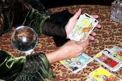Add a Psychic to your Party! | San Diego, CA | Tarot Card Reader | Photo #5