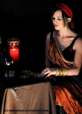 Add a Psychic to your Party! | San Diego, CA | Tarot Card Reader | Photo #3