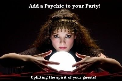 Add a Psychic to your Party! | San Diego, CA | Tarot Card Reader | Photo #1