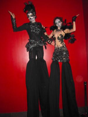 Greenheart Creative  | Austin, TX | Stilt Walker | Photo #5