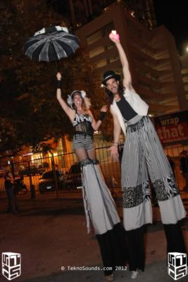 Greenheart Creative  | Austin, TX | Stilt Walker | Photo #22