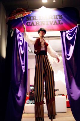 Greenheart Creative  | Austin, TX | Stilt Walker | Photo #12