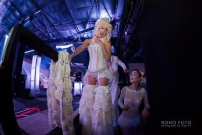 Greenheart Creative  | Austin, TX | Stilt Walker | Photo #23