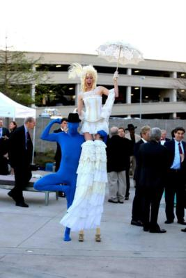 Greenheart Creative  | Austin, TX | Stilt Walker | Photo #19