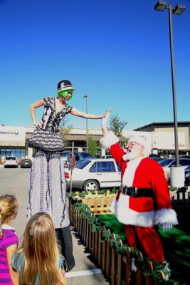 Greenheart Creative  | Austin, TX | Stilt Walker | Photo #13