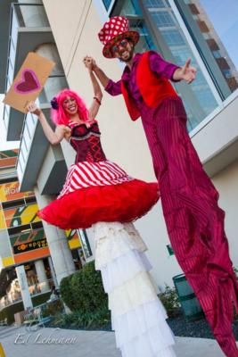 Greenheart Creative  | Austin, TX | Stilt Walker | Photo #6