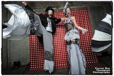 Greenheart Creative  | Austin, TX | Stilt Walker | Photo #2