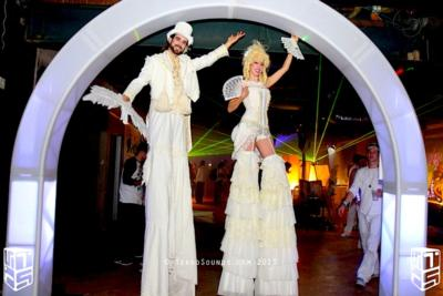 Greenheart Creative  | Austin, TX | Stilt Walker | Photo #9