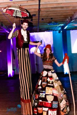 Greenheart Creative  | Austin, TX | Stilt Walker | Photo #7
