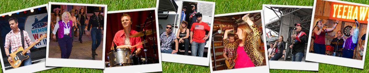 Trailer Radio Country Band