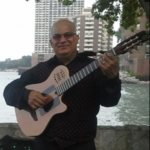 Green Bay Jazz Guitarist | Hector Fernandez Music Inc.