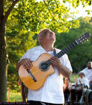 Hector Fernandez Music Inc. | Chicago, IL | Flamenco Guitar | Photo #7