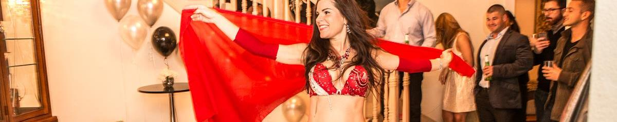 Stella, Egyptian Belly Dance and Brazilian Samba