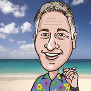 Adams Caricaturist | Mark Mandel - BIGhead Cartoons