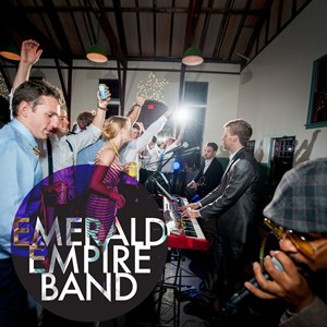 Edisto Island Wedding Band | Emerald Empire Band