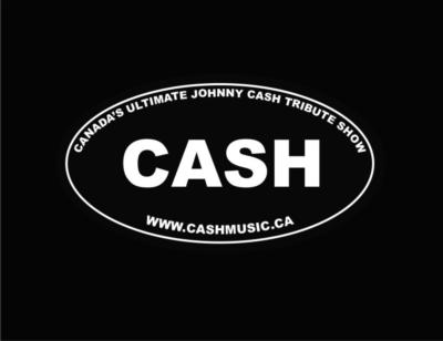 """CASH""  Canada's Ultimate Johnny Cash Tribute Show 