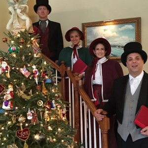 Lansdowne, PA Christmas Caroler | The Clarion Voices