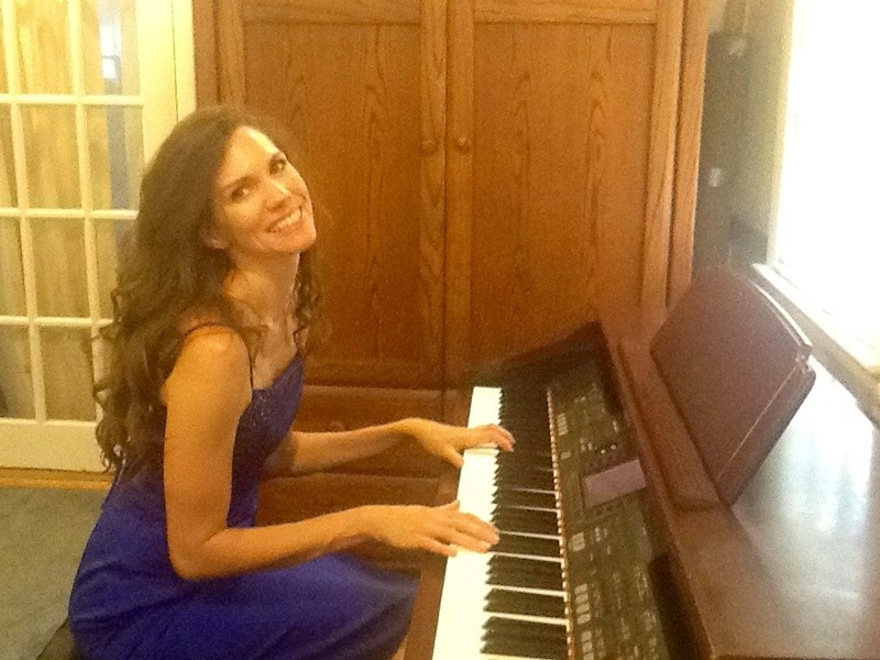 Piano 2 Go:  Jennifer Warren-Baker - Pianist - Purcellville, VA