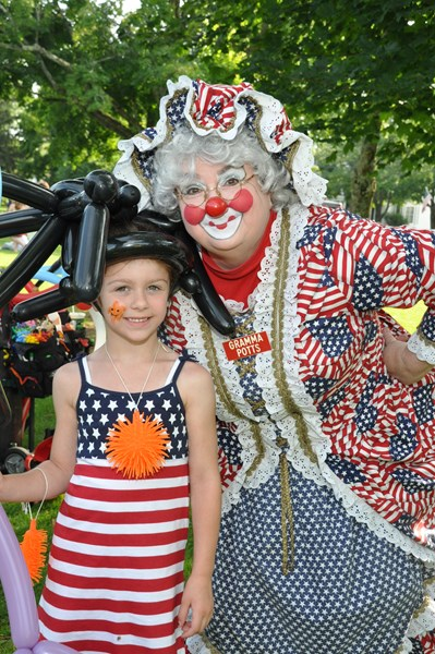 Gramma Potts The Clown - Clown - Sturbridge, MA