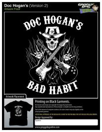 Doc Hogan's Bad Habit - Cover Band - Denton, TX