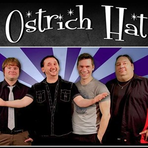 Orviston 90s Band | Ostrich Hat