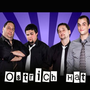 Moosic Top 40 Band | Ostrich Hat