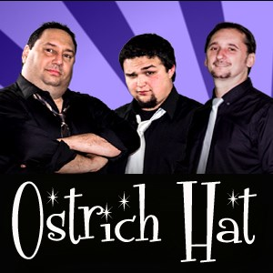 Vestal Dance Band | Ostrich Hat