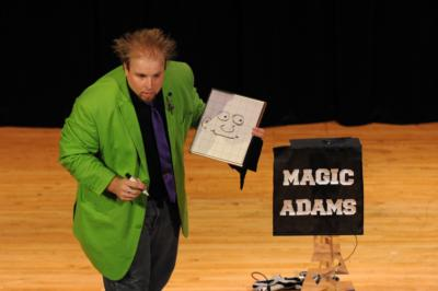 Magic Adams | Louisville, KY | Comedy Magician | Photo #1